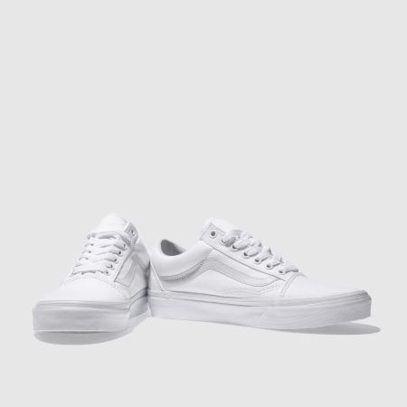 mens vans old skool trainers edge