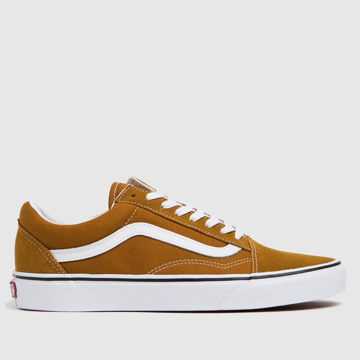 vans beige old skool trainers