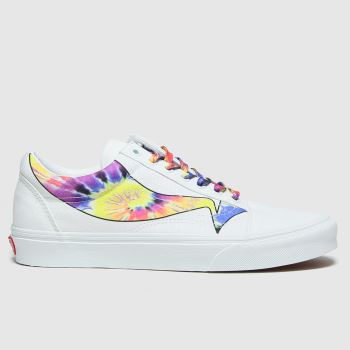 Vans Multi Slip On Hoffman Print Trainers