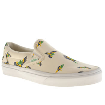 Mens Vans Stone Classic Slip On Trainers