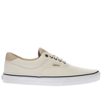Vans Natural Era 59 Mens Trainers