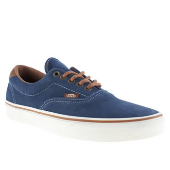 Mens Vans Blue Era 59 Trainers