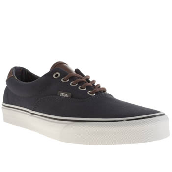 Mens Vans Navy Era 59 Trainers