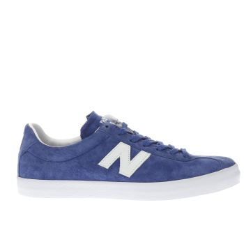 New Balance Blue Tempus Trainers