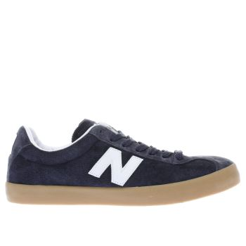 New Balance Navy ML22 Trainers