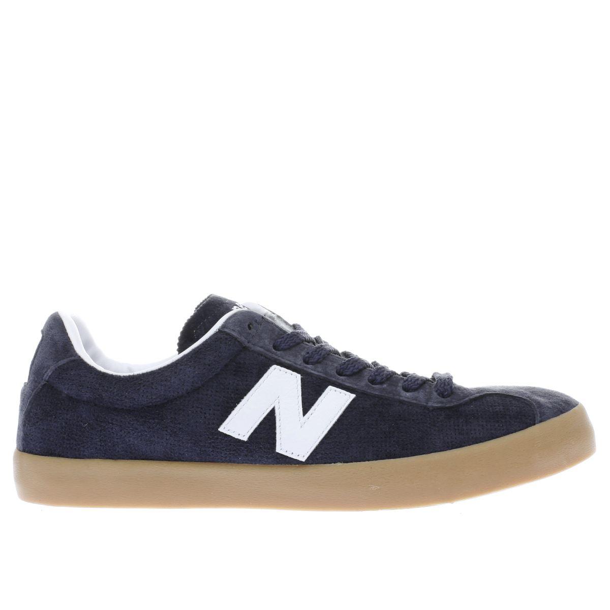 new balance navy ml22 trainers