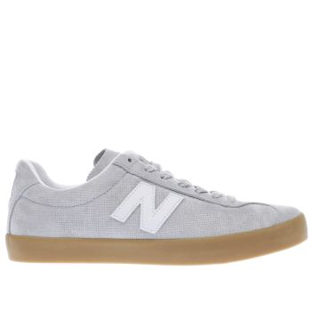 New Balance Light Grey ML22 Trainers