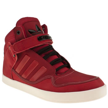 mens adidas red ar 2-0 trainers