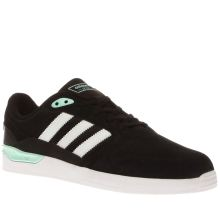 Adidas Black & White Zx Vulc Mens Trainers