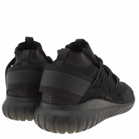Adidas Tubular Black And Grey