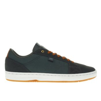 Dc Shoes Green Astor Mens Trainers