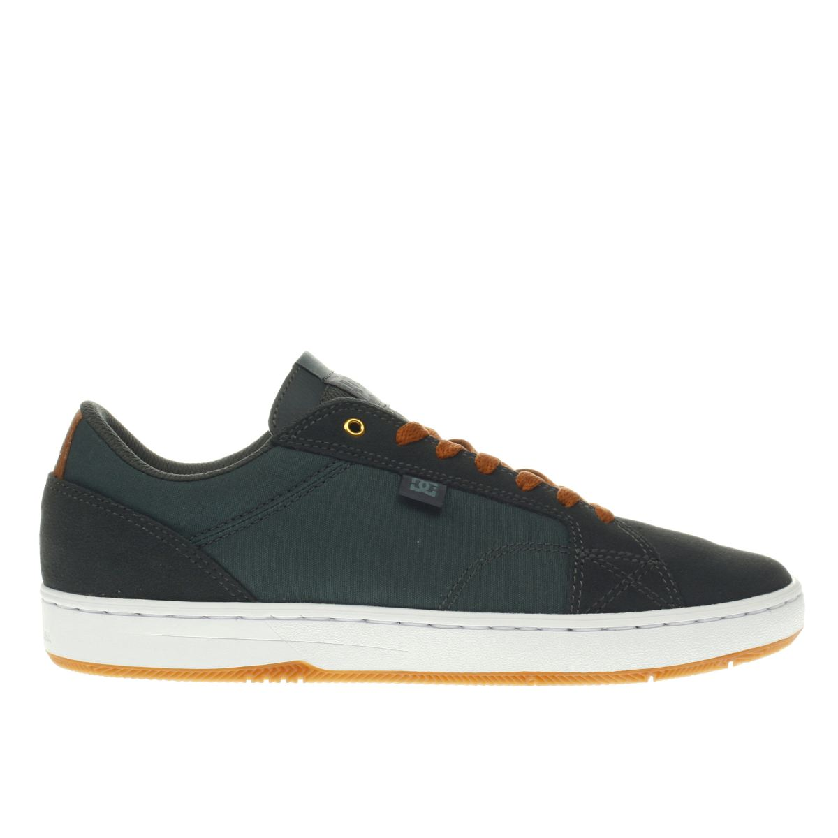 dc shoes Dc Shoes Dark Green Astor Trainers
