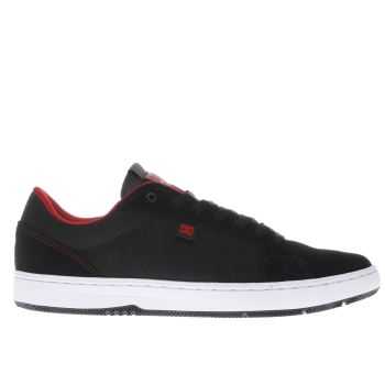 Dc Shoes Black Astor Mens Trainers