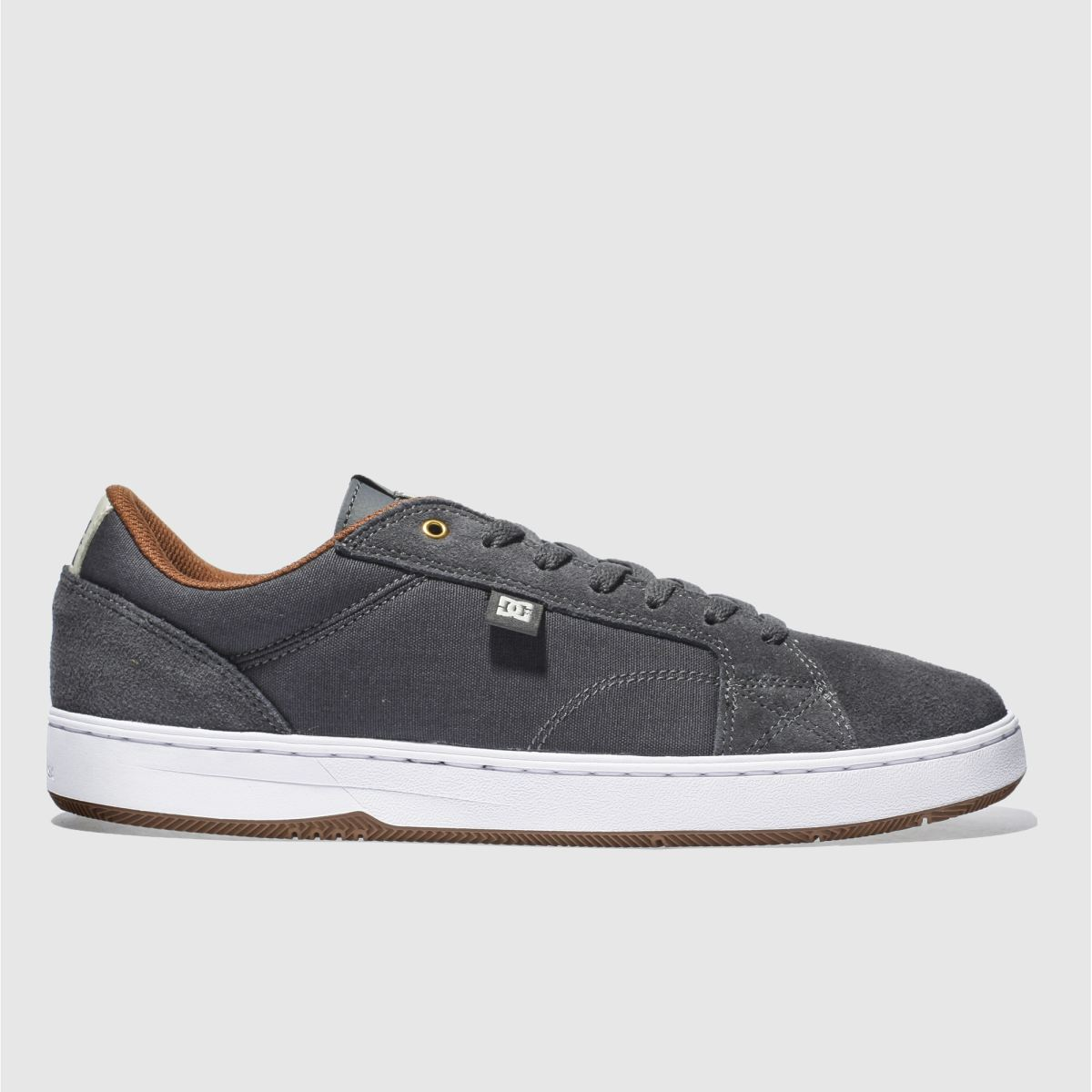 dc shoes Dc Shoes Grey Astor Trainers