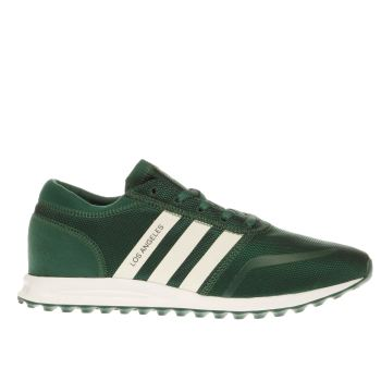 Adidas Green Los Angeles Trainers