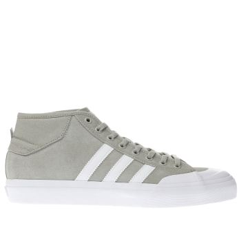 Adidas Stone Matchcourt Mid Mens Trainers