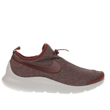 Nike Burgundy Aptare Se Mens Trainers