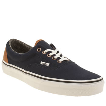 Mens Vans Navy Era Trainers