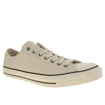Converse Stone All Star Ox Motorcycle Mens Trainers