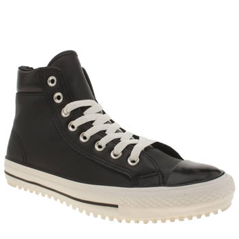 Mens Converse Black All Star Boot 2-0 Trainers