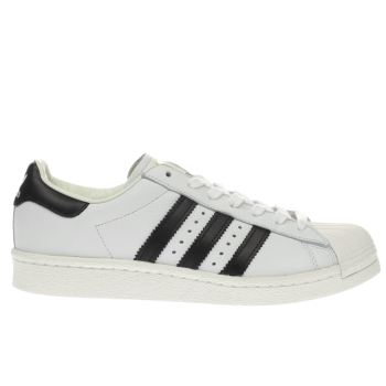 Adidas White Superstar Boost Mens Trainers