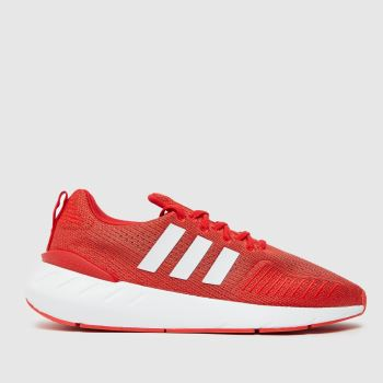 Converse Red Chuck Taylor All Star Ii Neon Mens Trainers
