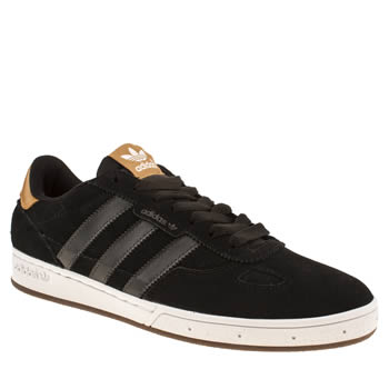 mens adidas black ciero trainers