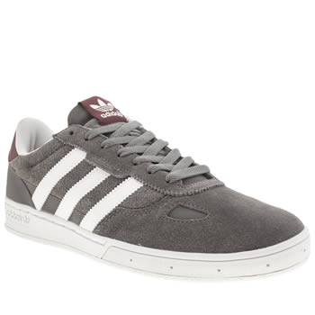 Adidas Grey Ciero Trainers
