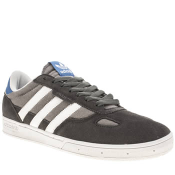 Adidas Dark Grey Ciero Trainers