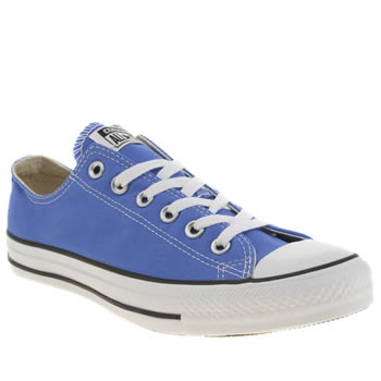 Mens Converse Blue All Star Oxford Trainers