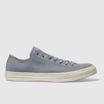 Converse Blue Chuck Taylor All Star Ox Mens Trainers