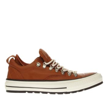 Converse Tan Chuck Taylor All Star Descent Trainers