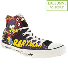 Multi Converse All Star Hi Simpsons Bartman