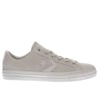 Converse Stone Star Player Suede Mens Trainers