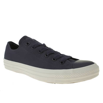 Mens Converse Navy & White Core Plus Ox Trainers