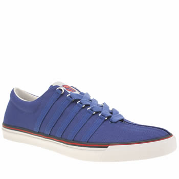 K-Swiss Blue Surf N Turf Og Trainers