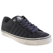 Navy K-Swiss Adcourt La