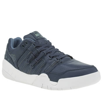 K-Swiss Navy Si-18 International Lux Trainers