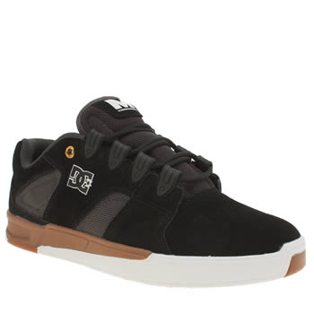 Dc Shoes Black Maddo Mens Trainers
