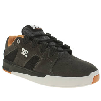 Dc Shoes Black & Grey Maddo Trainers