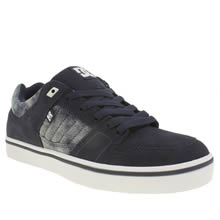 Dc Shoes Blue Course 2 Trainers