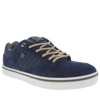 Dc Shoes Navy Course 2 Se Trainers