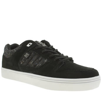 Dc Shoes Black Course 2 Se Trainers