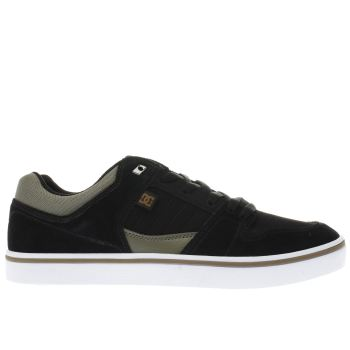 Dc Shoes Black Course 2 Mens Trainers