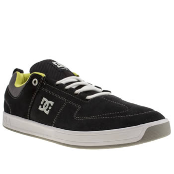 Mens Dc Shoes Navy Lynx Trainers