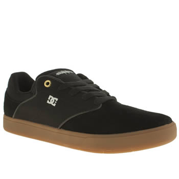 Dc Shoes Black Mikey Taylor Mens Trainers