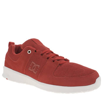 Dc Shoes Red Lynx Lite Mens Trainers