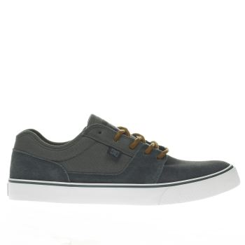 Dc Shoes Green Tonik Mens Trainers