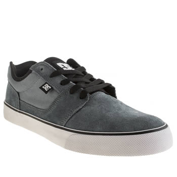 Mens Dc Shoes Blue Dc Tonik Trainers