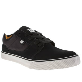 Mens Dc Shoes Navy Tonik Trainers
